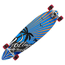 Buy Voltage Complete Longboard, Blue Online at johnlewis.com