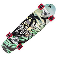 Buy Voltage Sunset Cruiser Longboard, Green Online at johnlewis.com