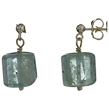 Buy Cobra & Bellamy Aquamarine Earrings Online at johnlewis.com
