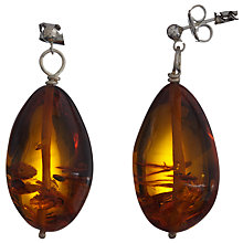 Buy Cobra & Bellamy Amber Earrings Online at johnlewis.com