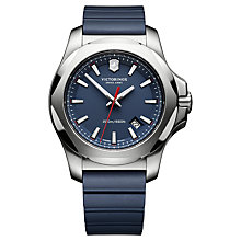 Buy Victorinox Inox Quartz Movement Watch Online at johnlewis.com
