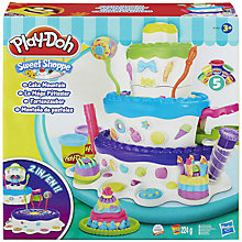 Buy Play-Doh Sweet Shoppe Cake Mountain Online at johnlewis.com