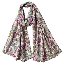 Buy East Georgia Print Scarf, Multi Online at johnlewis.com