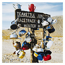 Buy Paper Rose Teakettle Junction Greeting Card Online at johnlewis.com