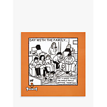 Buy Card Mix Family Get Together Greeting Card Online at johnlewis.com
