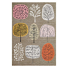 Buy Art File Coloured Trees Greeting Card Online at johnlewis.com