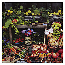 Buy Paperhouse RHS Chelsea Fresh From Plot Greeting Card Online at johnlewis.com