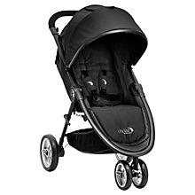 Buy Baby Jogger City Lite Pushchair, Black Online at johnlewis.com