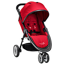 Buy Baby Jogger City Lite Pushchair, Red Online at johnlewis.com