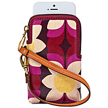 Buy Fossil Keyper Carry All Case, Multi Pink Online at johnlewis.com
