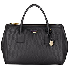 Buy Fiorelli Nikki Triple Grab Bag, Black Online at johnlewis.com
