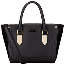 Buy Fiorelli Riva Mini Tote Bag, Black Online at johnlewis.com