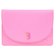 Buy Ted Baker Misali Glazed Leather Mini Tablet Case Online at johnlewis.com