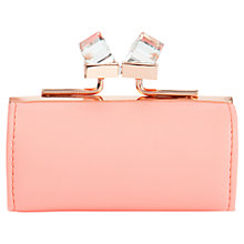 Buy Ted Baker Dorli Mini Frame Case Clutch Bag Online at johnlewis.com