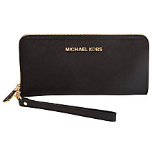 Buy MICHAEL Michael Kors Jet Set Travel Tech Purse Online at johnlewis.com