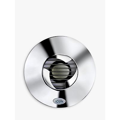 John Lewis Airflow iCON Eco 15 Cover, Chrome