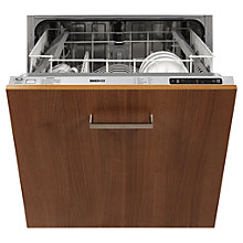 Buy Beko DW603 Integrated Dishwasher Online at johnlewis.com