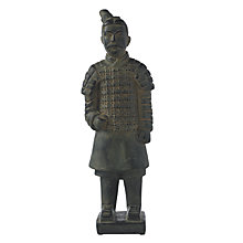 Buy John Lewis Terracotta Warrior Ornament Online at johnlewis.com