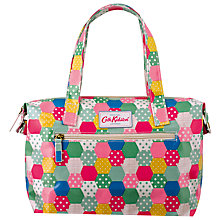 Buy Cath Kidston Mini Patch Small Zipped Handbag Online at johnlewis.com