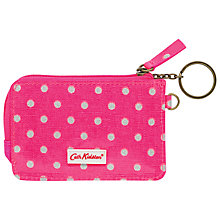 Buy Cath Kidston Little Spot Purse with Keychain Online at johnlewis.com