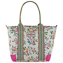 Buy Cath Kidston Kingswood Rose Shopper with Pouch Online at johnlewis.com