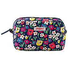 Buy Cath Kidston Paradise Overnight Pouch, Indigo Online at johnlewis.com