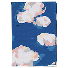 Buy Cath Kidston Clouds Passport Holder Online at johnlewis.com