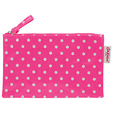 Buy Cath Kidston Little Spot Zip Purse Online at johnlewis.com