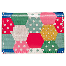 Buy Cath Kidston Mini Patch Card Holder Online at johnlewis.com