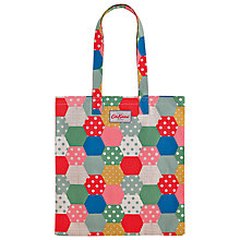 Buy Cath Kidston Mini Patch Cotton Book Bag Online at johnlewis.com