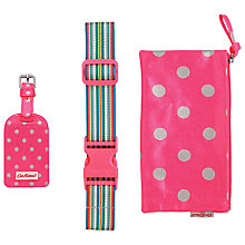 Buy Cath Kidston Little Spot Travel Set Online at johnlewis.com