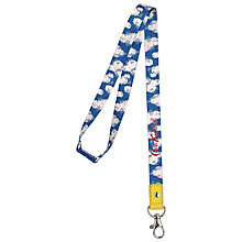 Buy Cath Kidston Clouds Lanyard Online at johnlewis.com