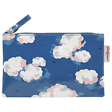 Buy Cath Kidston Clouds Zipped Purse Online at johnlewis.com