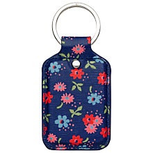 Buy Cath Kidston River Daisy Key Fob Online at johnlewis.com