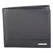 Buy Cross Credit Card Wallet, Black Online at johnlewis.com