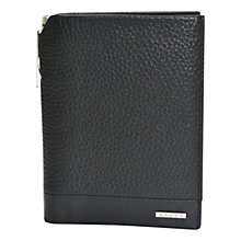 Buy Cross Passport Wallet, Black Online at johnlewis.com