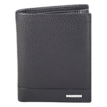 Buy Cross Bifold Wallet, Black Online at johnlewis.com
