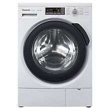 Buy Panasonic NA-168VG4 Washing Machine, 8kg Load, A+++ Energy Rating, 1600rpm Spin, White Online at johnlewis.com