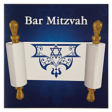 Buy Devora Bar Mitzvah Greeting Card Online at johnlewis.com
