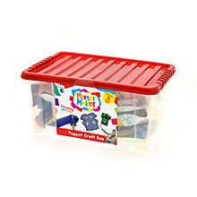 Buy Mister Maker Animal Craft Box, Green Online at johnlewis.com