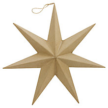 Buy Decopatch Hanging Star Online at johnlewis.com