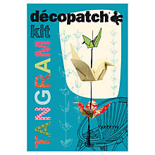 Buy Decopatch Tangram Kit Online at johnlewis.com