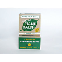 Buy Make Your Own All Natural Hand Balm Kit Online at johnlewis.com