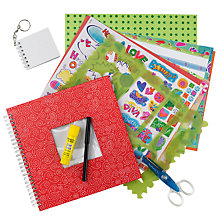 Buy West Designs Scrapbook Kit, 1011 Online at johnlewis.com
