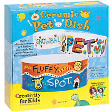Buy Ceramic Pet Dish Online at johnlewis.com