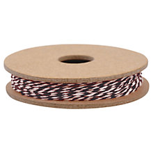 Buy Black & White Baker's Twine, 12 Metres Online at johnlewis.com