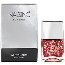 Buy Nails Inc. Nail Polish, Winter Lights Online at johnlewis.com
