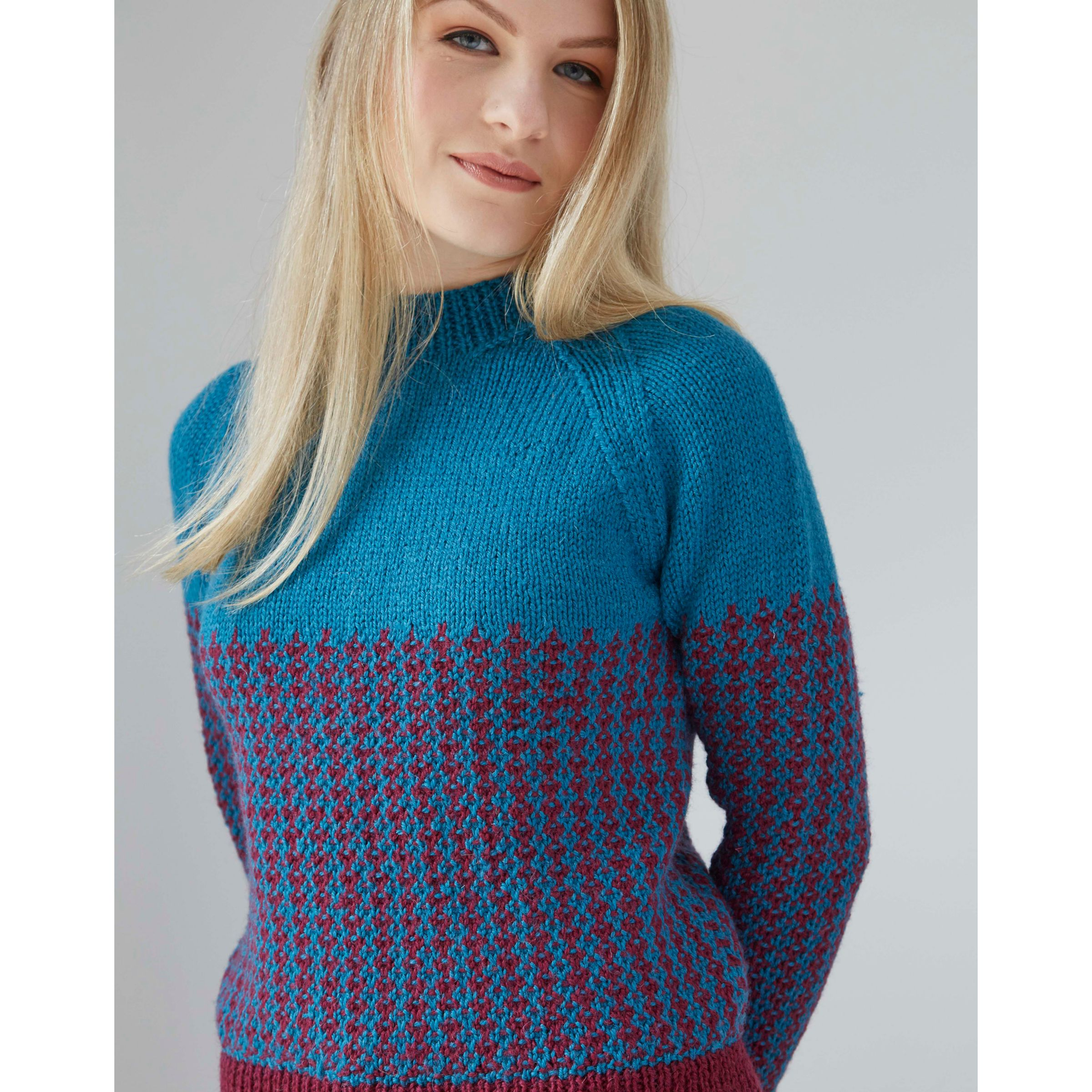 Knitting Pattern John Lewis : Buy Debblie Bliss Simply Knits Knitting Pattern John Lewis