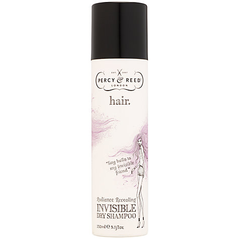 Buy Percy & Reed Radiance Revealing Invisible Dry Shampoo, 150ml Online at johnlewis.com