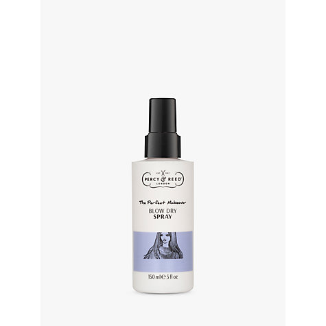 Buy Percy & Reed The Perfect Blow Dry Makeover Spray, 150ml Online at johnlewis.com